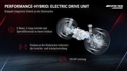 2023 Mercedes-AMG GT 63 S E Performance 4-door 48