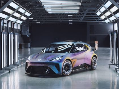 2021 Cupra UrbanRebel Concept 2