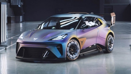 2021 Cupra UrbanRebel Concept 1