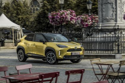 2021 Toyota Yaris Cross Elegant 5