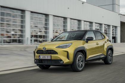 2021 Toyota Yaris Cross Elegant 12