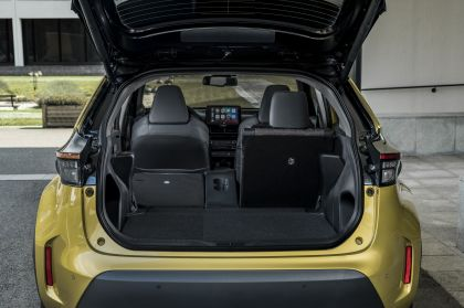 2021 Toyota Yaris Cross Elegant 40
