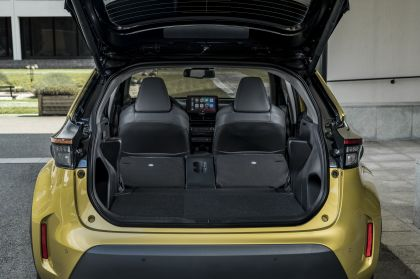 2021 Toyota Yaris Cross Elegant 41