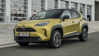 2021 Toyota Yaris Cross Elegant 8