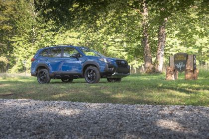2022 Subaru Forester Wilderness 1