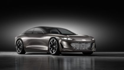 2021 Audi Grandsphere concept 1