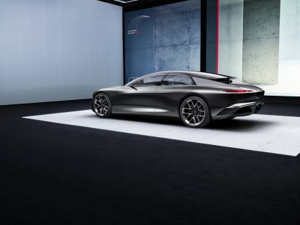2021 Audi Grandsphere concept 5