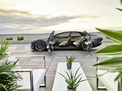 2021 Audi Grandsphere concept 17