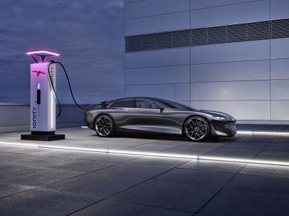 2021 Audi Grandsphere concept 20