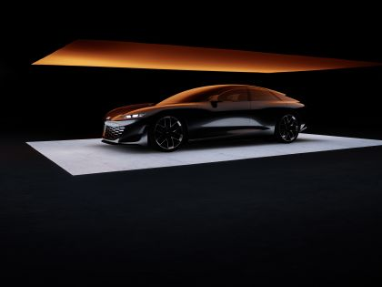 2021 Audi Grandsphere concept 21