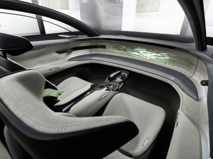 2021 Audi Grandsphere concept 24