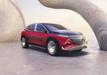 2021 Mercedes-Maybach EQS concept 4