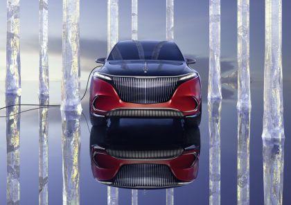 2021 Mercedes-Maybach EQS concept 6