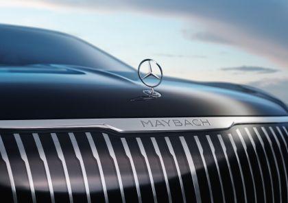2021 Mercedes-Maybach EQS concept 9