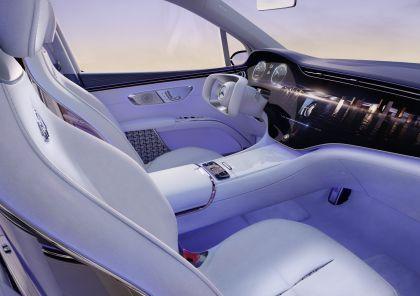 2021 Mercedes-Maybach EQS concept 12