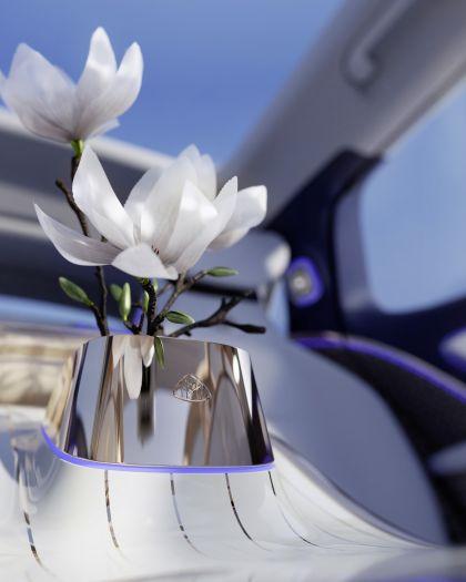 2021 Mercedes-Maybach EQS concept 17
