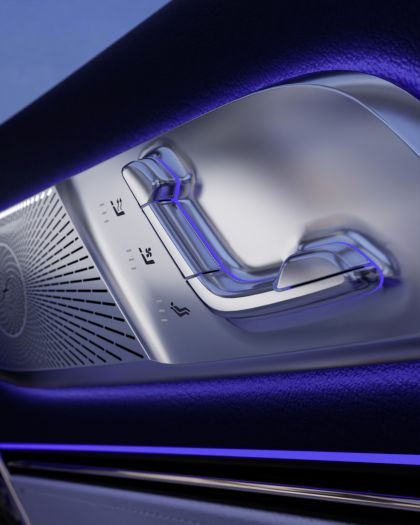 2021 Mercedes-Maybach EQS concept 20