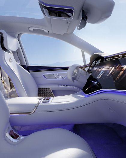 2021 Mercedes-Maybach EQS concept 24