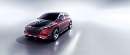 2021 Mercedes-Maybach EQS concept 26