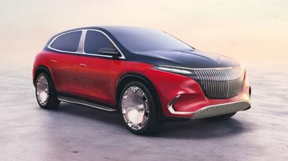 2021 Mercedes-Maybach EQS concept 5