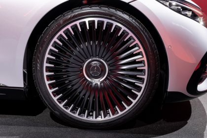 2022 Mercedes-AMG EQS 53 4Matic+ 45