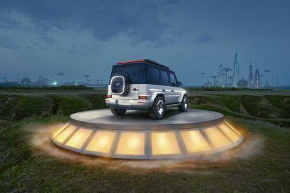 2021 Mercedes-Benz EQG concept 2