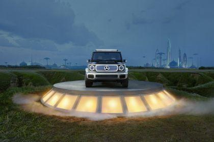 2021 Mercedes-Benz EQG concept 3