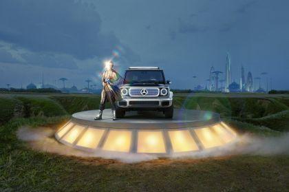 2021 Mercedes-Benz EQG concept 4
