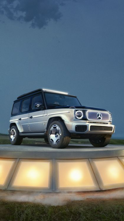 2021 Mercedes-Benz EQG concept 5
