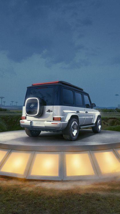 2021 Mercedes-Benz EQG concept 6