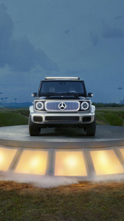2021 Mercedes-Benz EQG concept 7