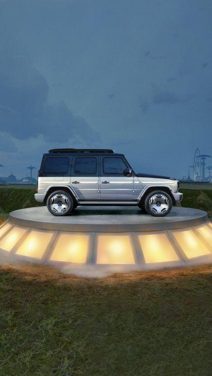 2021 Mercedes-Benz EQG concept 9
