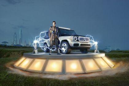 2021 Mercedes-Benz EQG concept 12
