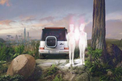2021 Mercedes-Benz EQG concept 19