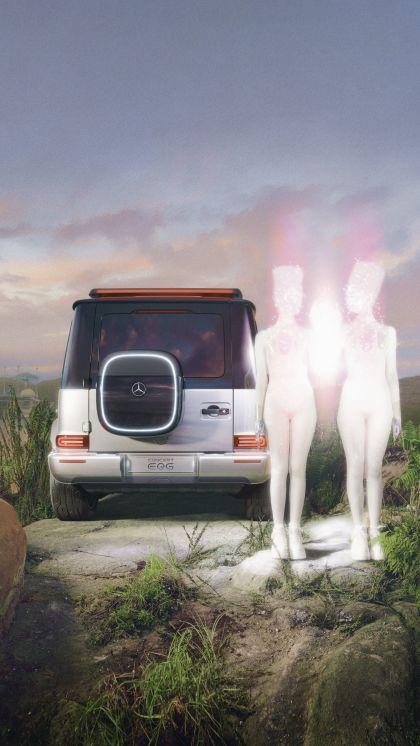 2021 Mercedes-Benz EQG concept 20