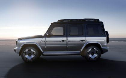 2021 Mercedes-Benz EQG concept 23