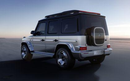 2021 Mercedes-Benz EQG concept 24