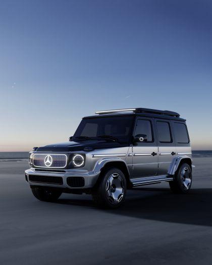 2021 Mercedes-Benz EQG concept 25