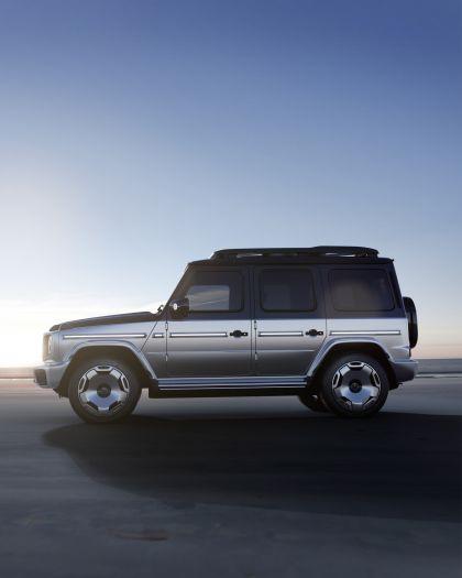 2021 Mercedes-Benz EQG concept 26