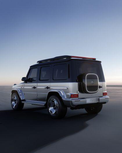 2021 Mercedes-Benz EQG concept 27
