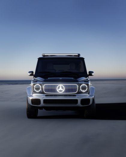 2021 Mercedes-Benz EQG concept 28