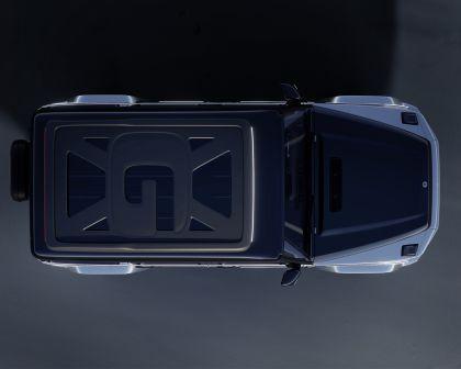 2021 Mercedes-Benz EQG concept 29