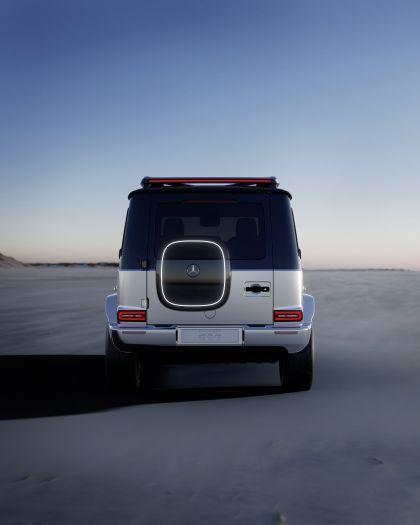 2021 Mercedes-Benz EQG concept 30