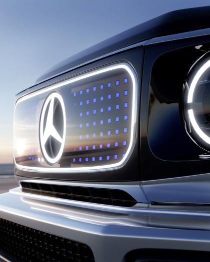2021 Mercedes-Benz EQG concept 31
