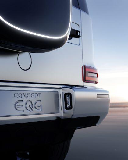 2021 Mercedes-Benz EQG concept 33