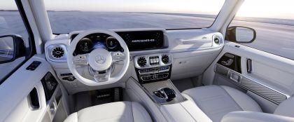 2021 Mercedes-Benz EQG concept 34