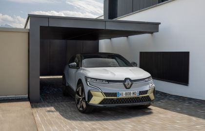 2022 Renault Mégane E-Tech 78
