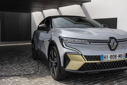 2022 Renault Mégane E-Tech 80