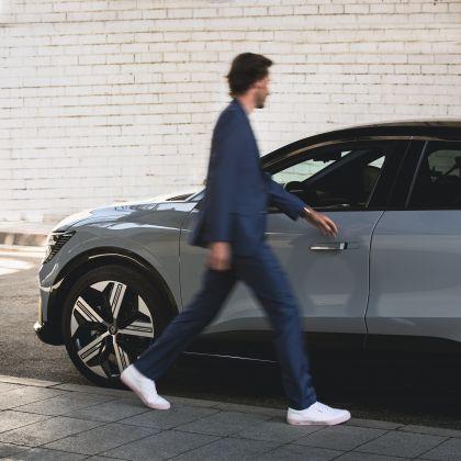 2022 Renault Mégane E-Tech 108