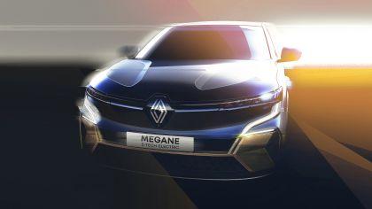2022 Renault Mégane E-Tech 125